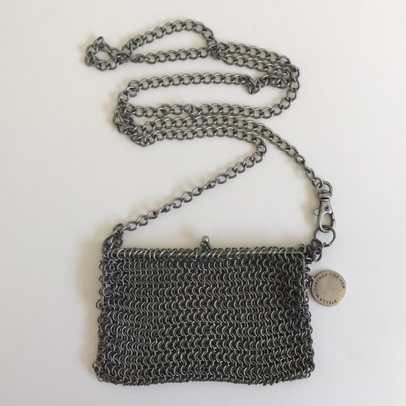 b09c39fb94b Stella McCartney for H M Chainmaille Crossbody Bag.  M 5ad8ee573b16089322a184b0